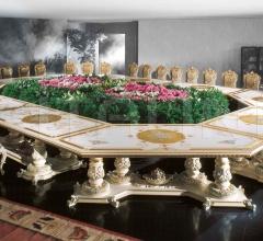 Итальянские столы для конференц зала - Стол 925/B фабрика Silik
