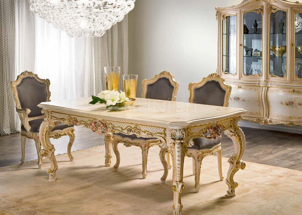 Стол обеденный Dafne 945 Silik
