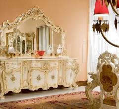 Итальянские настенные зеркала - Настенное зеркало Minerva 992 фабрика Silik