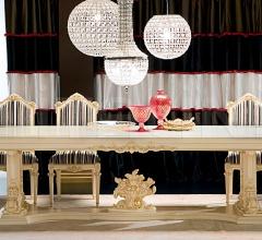 Итальянские столы обеденные - Стол обеденный Talia 9936 фабрика Silik