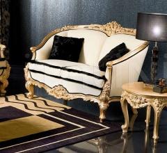 Двухместный диван Adone 8872 фабрика Silik