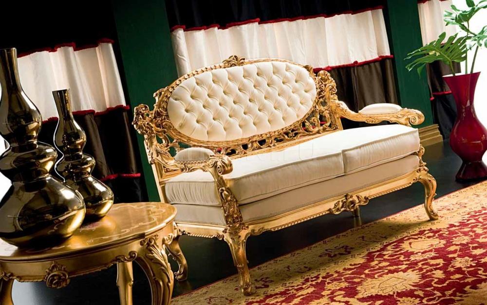 Двухместный диван Dedalo 822 Silik
