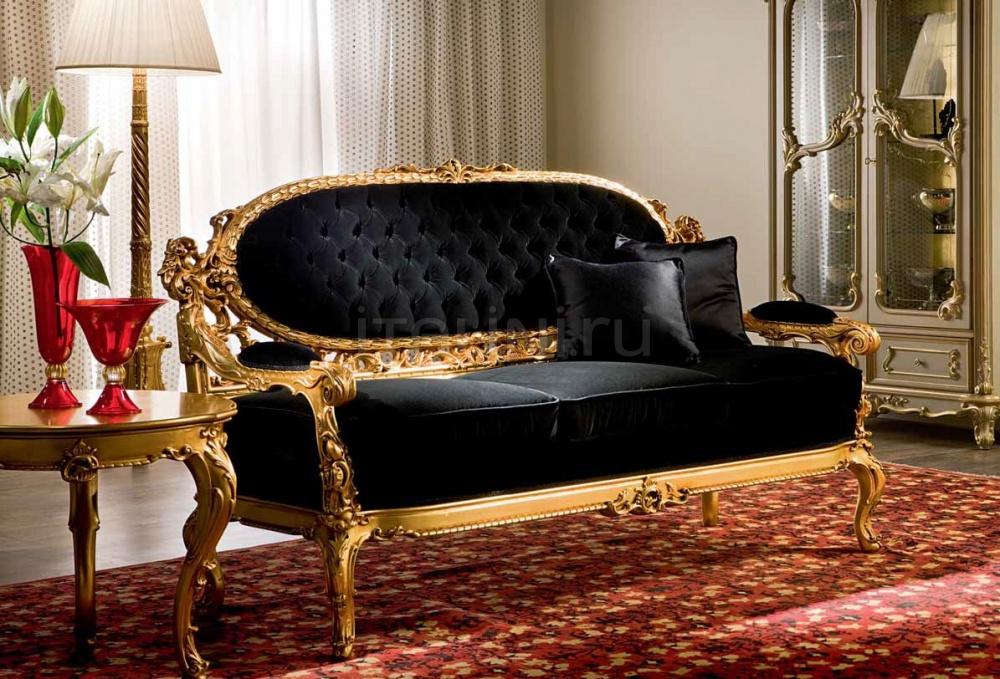 Трехместный диван Dedalo 823 Silik