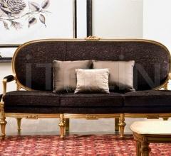 Итальянские диваны - Трехместный диван Edoras 1813 фабрика Silik