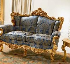 Итальянские диваны - Двухместный диван Eolo 842 фабрика Silik
