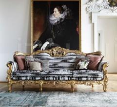 Итальянские диваны - Трехместный диван Ermes 8893 фабрика Silik