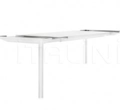 Стол обеденный Zooom extension table фабрика Kartell
