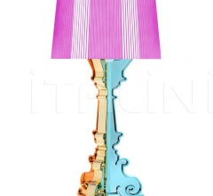 Хромироання лампа Bourgie фабрика Kartell