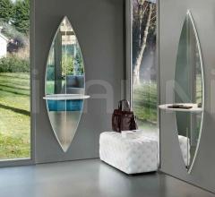 Итальянские настенные зеркала - Зеркало Surf фабрика Porada