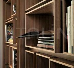 Книжный стеллаж First фабрика Porada