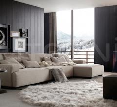 Модульный диван Soho фабрика Poliform