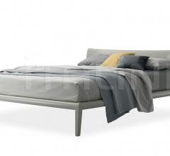 Кровать Memo Due фабрика Poliform