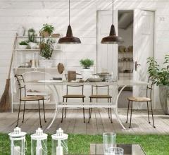 Итальянские столы - Стол обеденный Prado фабрика Cantori