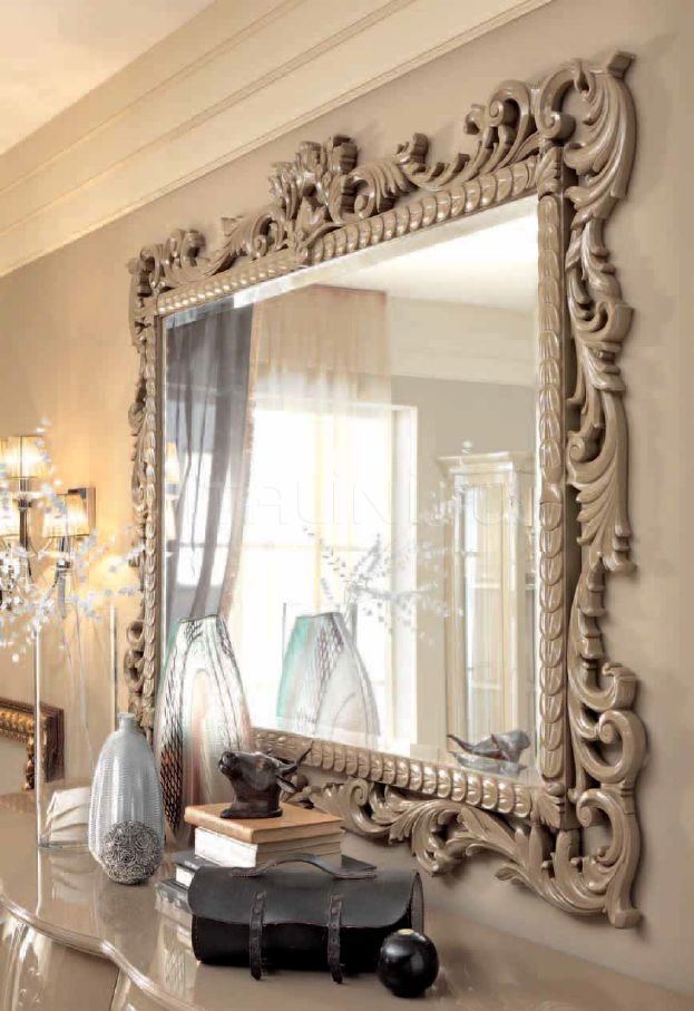 Настенное зеркало SP180R 1019 Pregno
