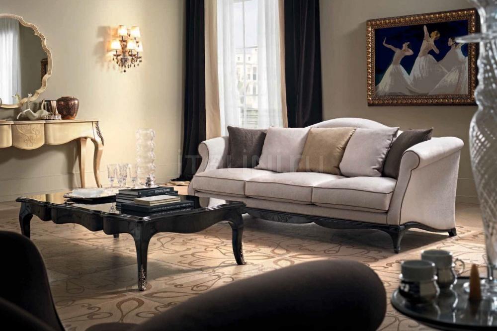 Трехместный диван D18-3TR 8022 Pregno