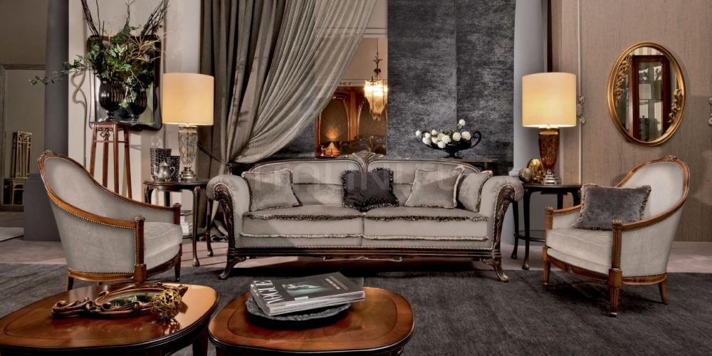 Трехместный диван 563 Medea