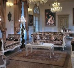 Трехместный диван 8580 фабрика T.N.B. Verona