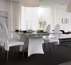 Раздвижной стол Wave 8014 фабрика Tonin Casa