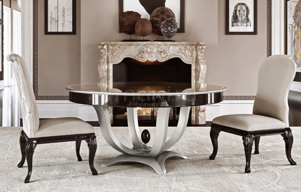 Круглый стол T86-160R 8022.01 Pregno
