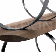 Итальянские стеллажи - Стеллаж flying circles фабрика Ceccotti Collezioni