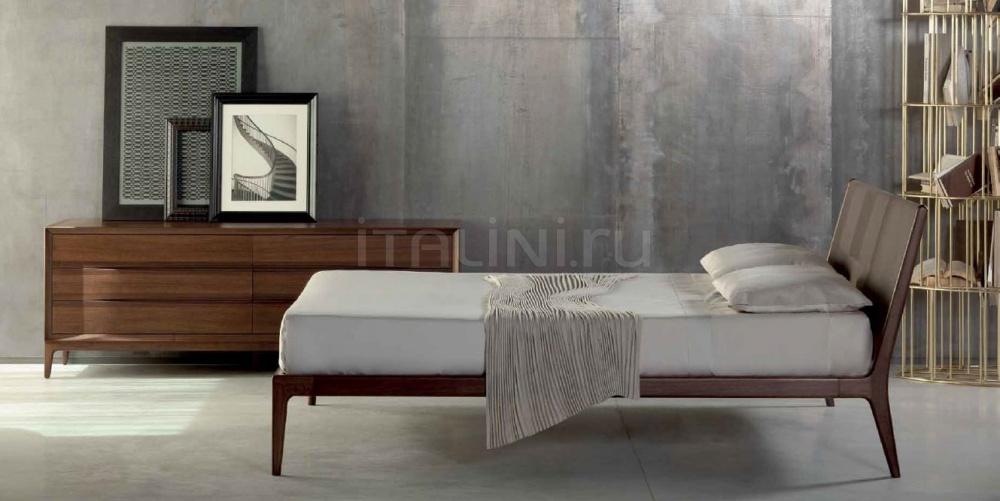 Кровать brad Ceccotti Collezioni