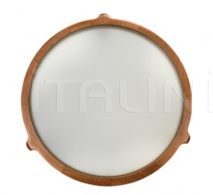 Круглый стол whity фабрика Ceccotti Collezioni