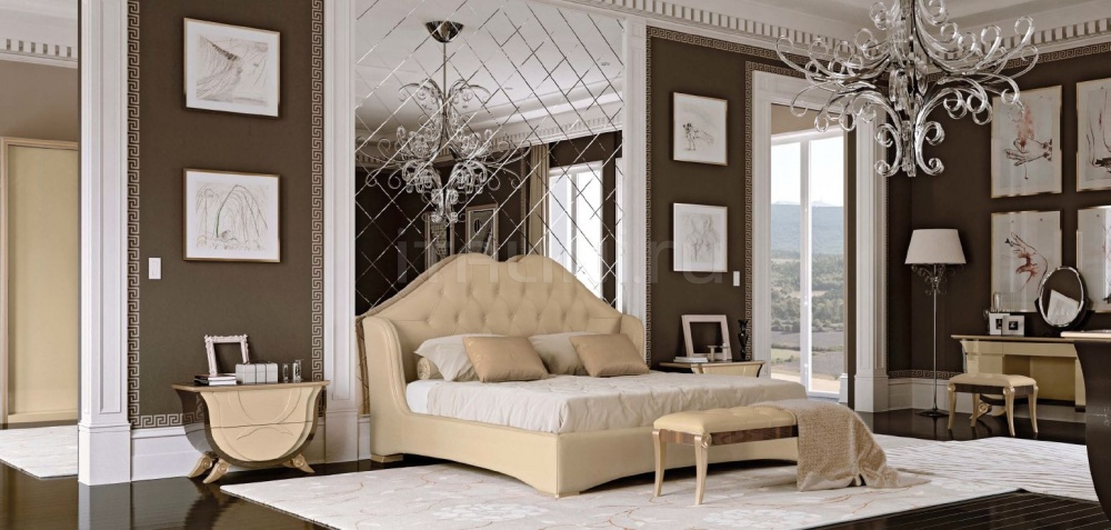 Кровать L94-200PR 48 Pregno