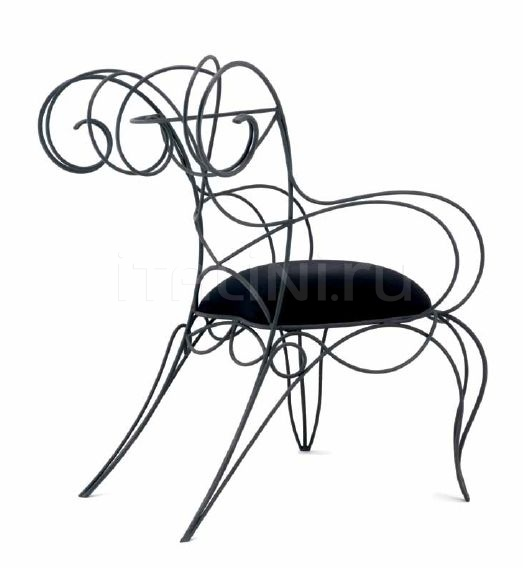 Кресло ram armchair Ceccotti Collezioni