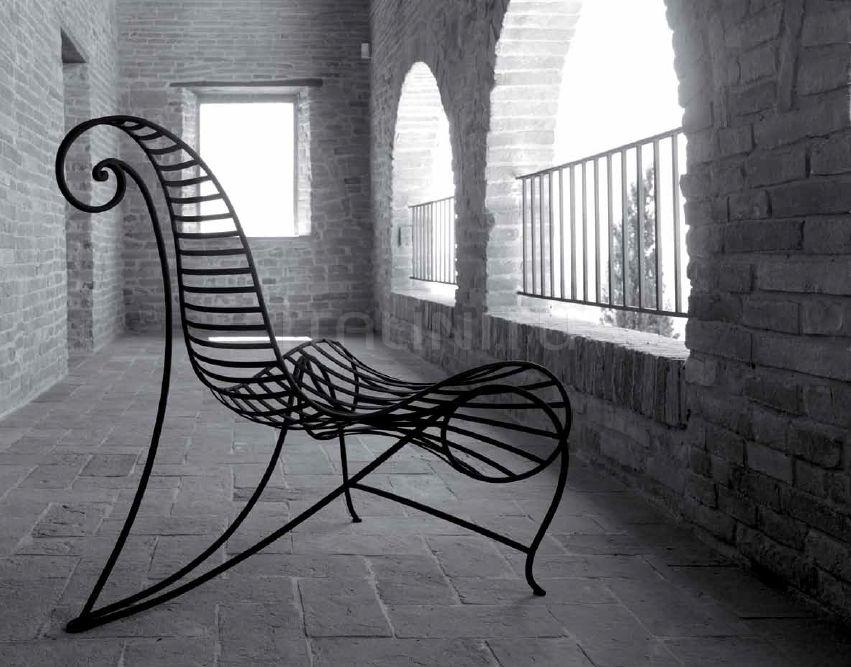 Кресло spine chair Ceccotti Collezioni
