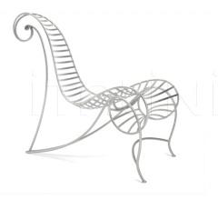 Кресло spine chair фабрика Ceccotti Collezioni