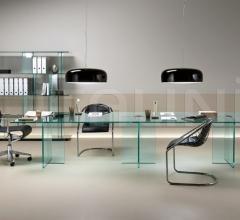 Итальянские столы для конференц зала - Стол LLT ofx meeting фабрика Fiam