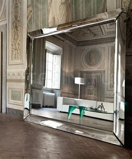 Зеркало caadre Fiam
