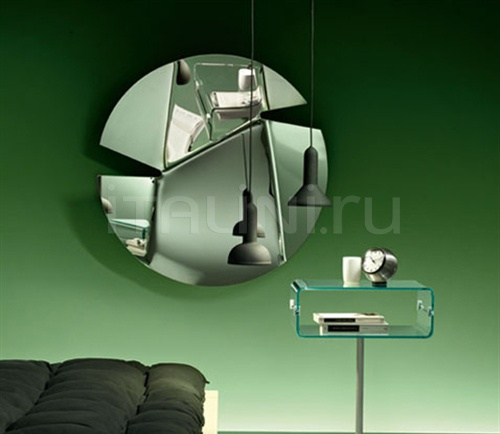 Настенное зеркало hasami Fiam