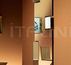 Настенное зеркало hiroshi фабрика Fiam