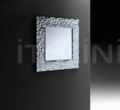 Настенное зеркало venus square фабрика Fiam