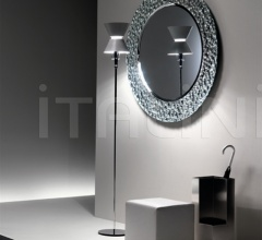 Настенное зеркало venus round фабрика Fiam