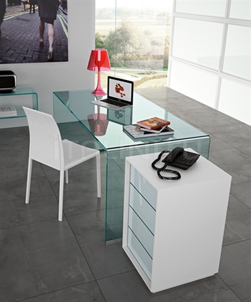 Письменный стол rialto scrivania Fiam