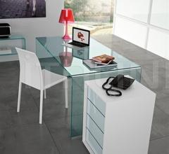 Письменный стол rialto scrivania фабрика Fiam