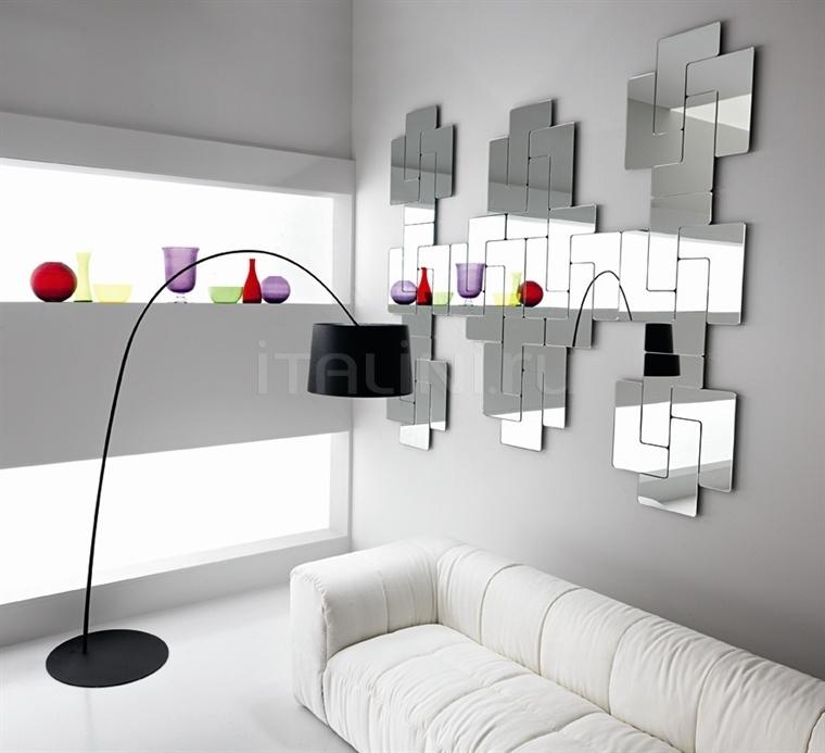 Модульное зеркало tetris Fiam