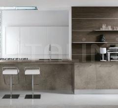 Кухня Atelier Riquadro 45 фабрика Aster Cucine