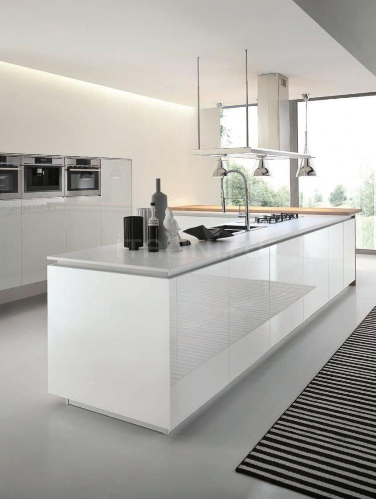 Кухня Atelier Gola Laccato Aster Cucine