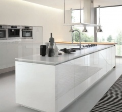 Кухня Atelier Gola Laccato фабрика Aster Cucine