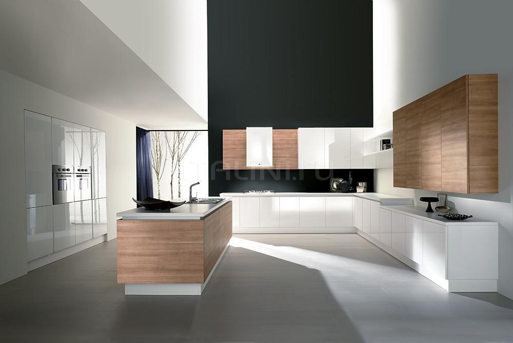 Кухня Atelier Polymeric Aster Cucine