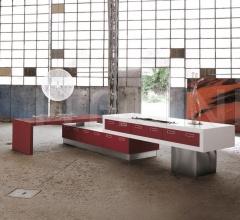 Кухня Atelier Isole фабрика Aster Cucine
