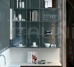 Кухня Noblesse Oblige Rovere Termotrattato фабрика Aster Cucine