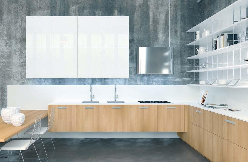 Кухня Noblesse Oblige Altre Essenze Aster Cucine
