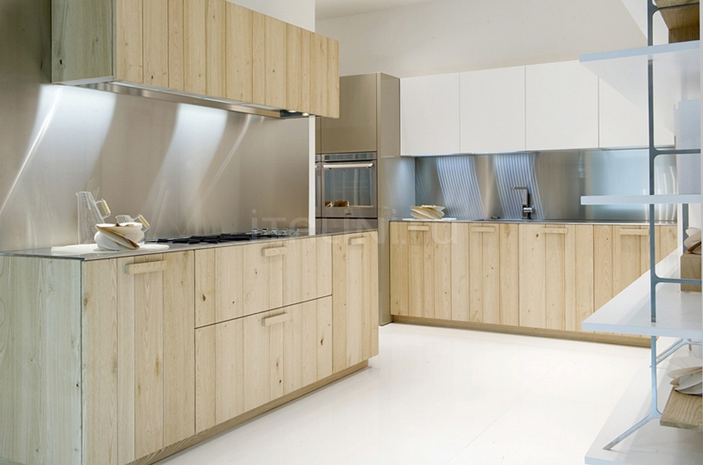Кухня Noblesse Oblige Castagno Massello Aster Cucine