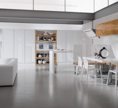 Кухня Contempora Ulivo фабрика Aster Cucine