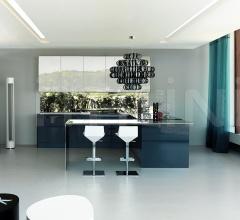 Кухня Contempora Vetro фабрика Aster Cucine