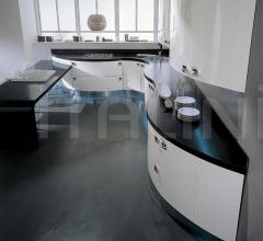 Кухня Domina Laccato фабрика Aster Cucine